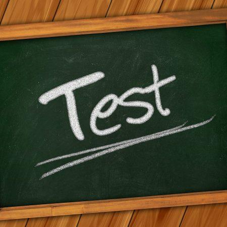 test kurs